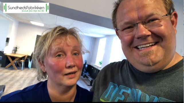 Mette & Olav – Vejen mod en sundere livsstil